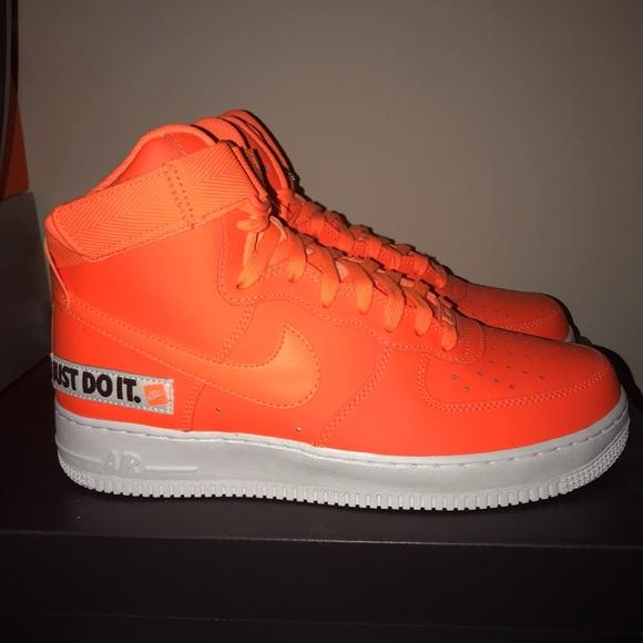 Nike Shoes | Neon Orange Nike Tennis